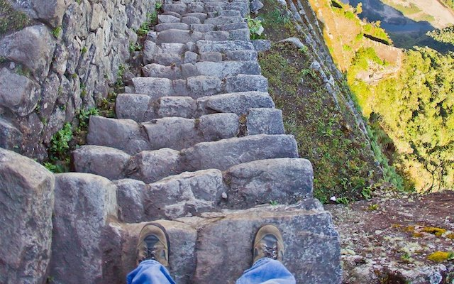 stairsdown
